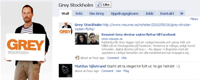GreyStockholm on Facebook