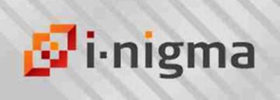 i-Nigma logo
