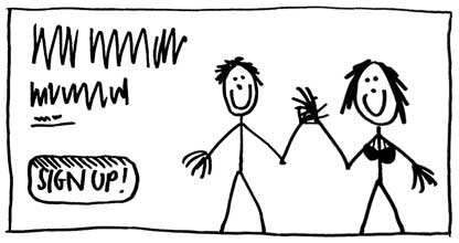 Drawing of Gowland and Beantin