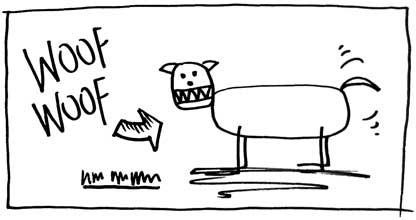 Drawing of Sainsbury